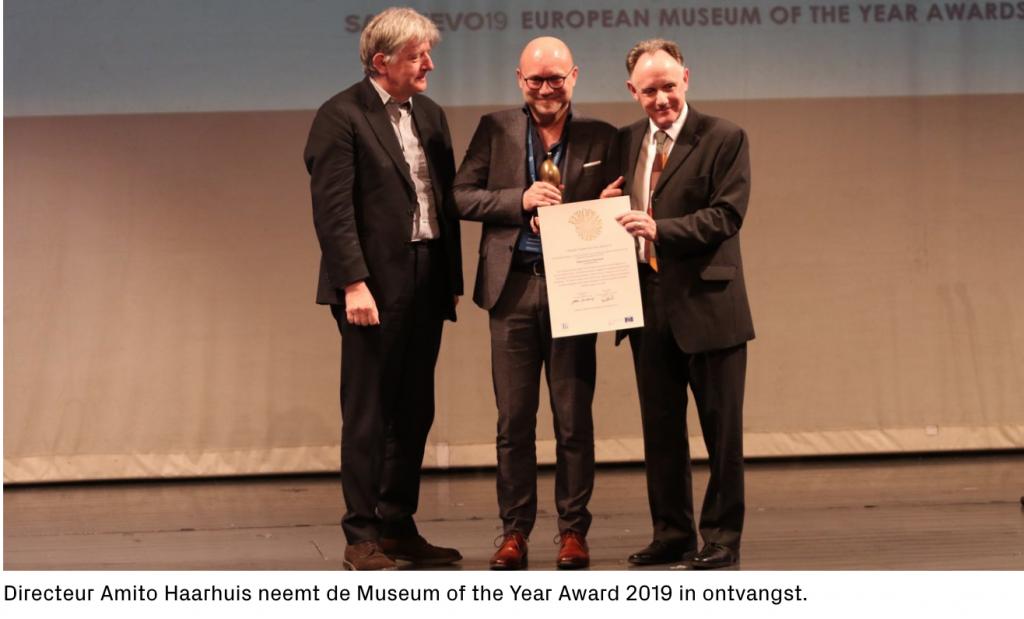 EMYA WINNERS: 2019: Rijksmuseum Boerhaave Leiden, Netherlands